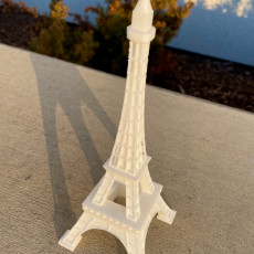 Picture of print of Eiffel Tower - Paris Esta impresión fue cargada por Philippe Barreaud