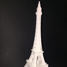 Picture of print of Eiffel Tower - Paris This print has been uploaded by Alessandro Tuffanelli
