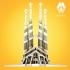 Sagrada Familia, Passion Facade - Barcelona image