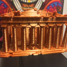 Picture of print of Parthenon - Greece (Ruins)