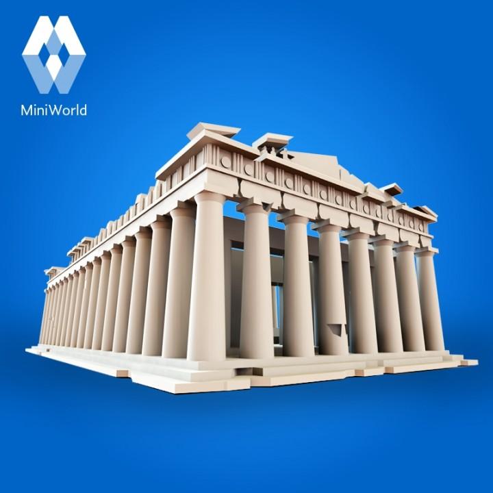 Parthenon - Greece (Ruins)
