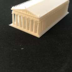 Picture of print of Parthenon - Greece (Reconstruction)