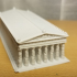 Parthenon - Greece (Reconstruction) print image
