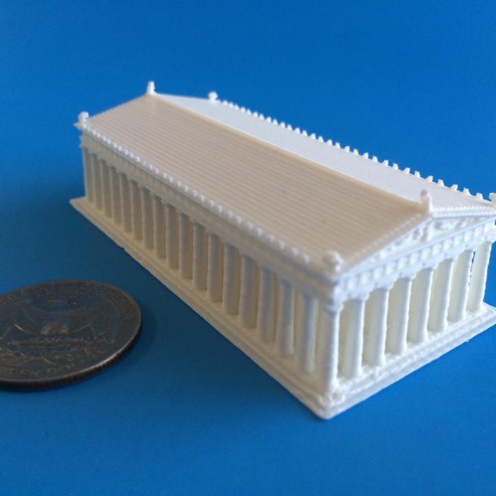 Parthenon - Greece (Reconstruction)