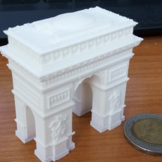Picture of print of Arc de Triomphe - France This print has been uploaded by Scott Nielson
