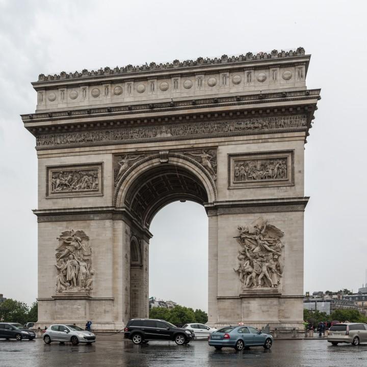 Arc de Triomphe - France