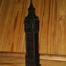 Picture of print of Big Ben - London UK Cet objet imprimé a été téléchargé par David Černý
