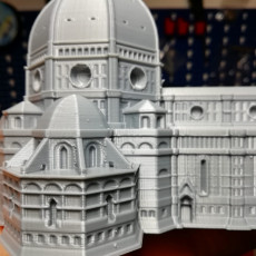 Picture of print of Florence Cathedral