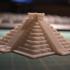 El Castillo, Kukulcan Pyramid - Chichen Itza, Mexico print image