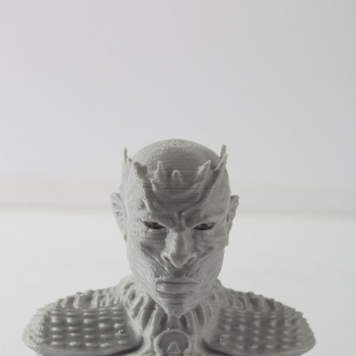 Picture of print of The Night King v1- Game of Thrones This print has been uploaded by Dan B