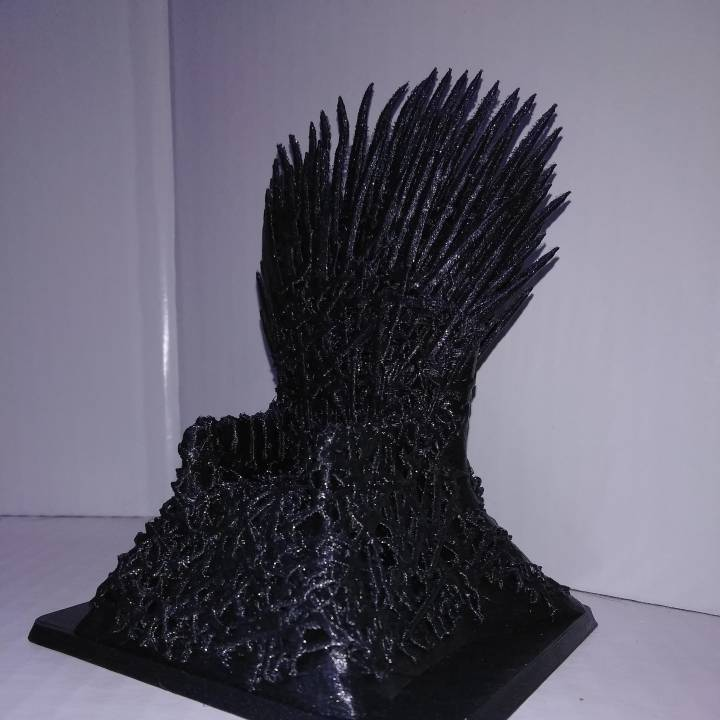 iron throne from game of thrones