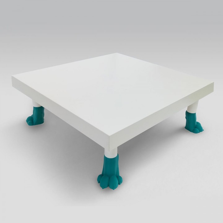 Lion - Lion's foot for tables