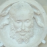 Medallion with the portrait of Gerolamo Segato image