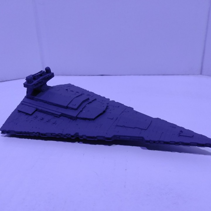 Imperial Star Destroyer Class II