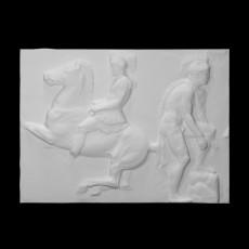 Parthenon Frieze _ West VI, 11-12