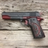 Deadpool 1911 Grips by Invictus Cosplay image