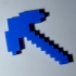 Minecraft pickaxe image