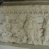 Part of an attic marble sarcophagus image
