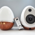 Speaker Eggs - 3D Printing Build image