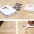 3D Printed Coin Shuffleboard image