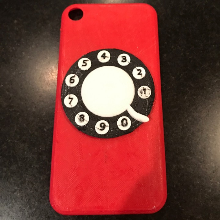 Rotary iPhone 7 cover