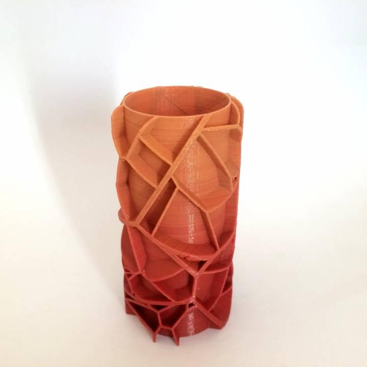 Voronoi Vase