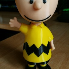 Picture of print of Charlie Brown