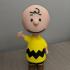 Charlie Brown print image