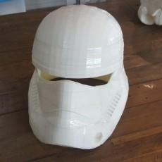 Star Wars Episode 7 Helmet