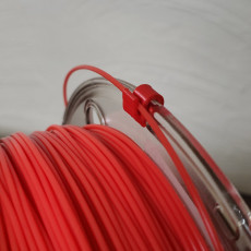 Picture of print of Filament Clip 1.75mm for 3DFillies