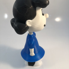 Picture of print of Lucy van Pelt This print has been uploaded by David Waugh