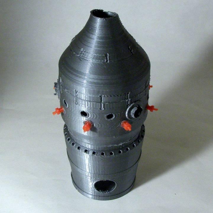 Star Wars IG-88 Head (Full Size)