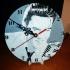 Reloj de pared Elvis Presley image