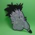 Dibujo 3D Son Goku   (BOLA DE DRAGÓN) image