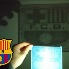 Halftone FC.BARCELONA