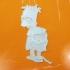 Lithophane hugo image