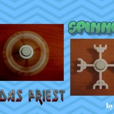 spinner Judas Priest