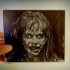 Drawing 3D The Exorcist  image