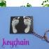 Footprint Keychain image