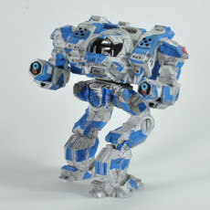 Picture of print of Mech Line Backer