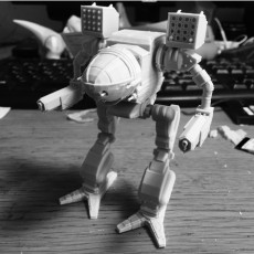 Ball Joint Mad Cat Mech