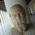 Portrait head, probably of Herodotus image