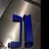 handle mount for aluminum extrusion M4 image