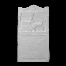 Funerary stele of Caius Iulius Crescens