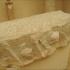 Fragment of memorial column to emperor Theodosius I image