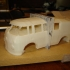 'The Bus' -  A VW Bus Pinewood Derby Car image