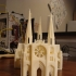Gothic Cathedral Play Set image