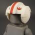 Rebel Pilot Helmet image