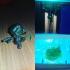 Hollow Lara Croft Toon Figure - Optimized for SLA Printers print image