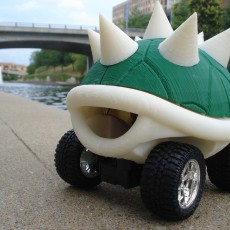 Turtle Shell Racer -  Low Power Edition